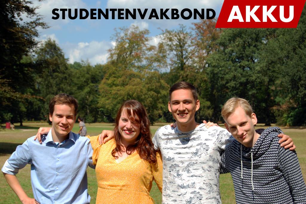 40e Bestuur van Studentenvakbond AKKU